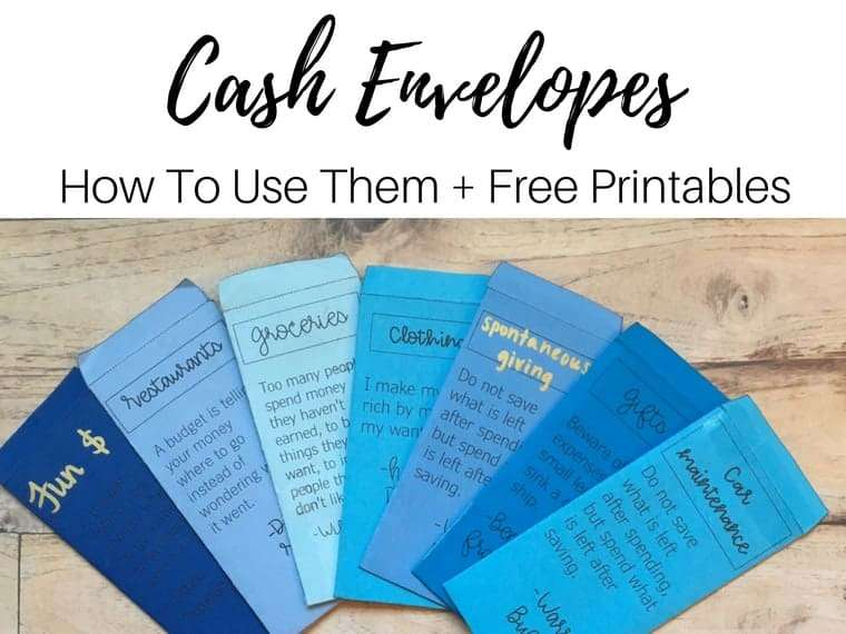 image about Free Printable Money Envelopes known as dollars envelope showcased picture - Influenced Spending plan