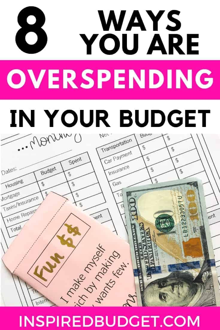 8 things to delete from your budget (1)