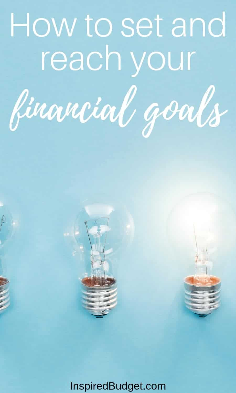 financial goals image 1