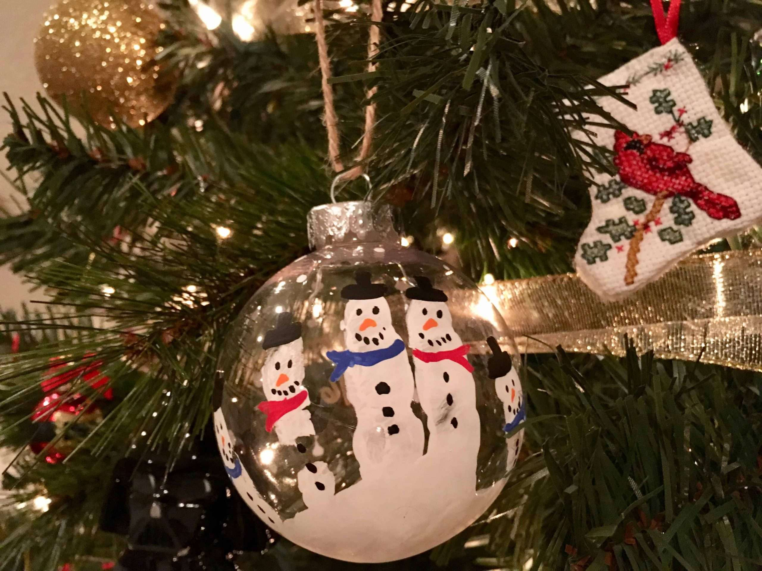 handmade ornament