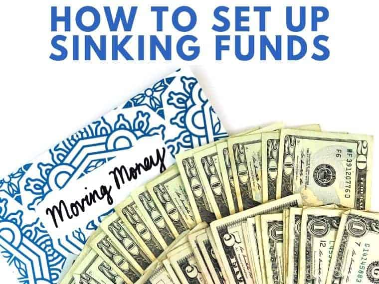 sinking funds featured image