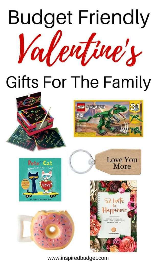 valentine's gifts for the family budget friendly by inspiredbudget.com