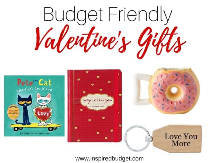budget friendly valentine's gifts by inspiredbudget.com