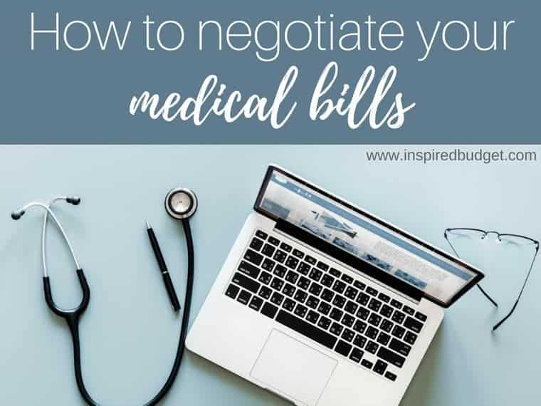 how to negotiate medical bills featured image