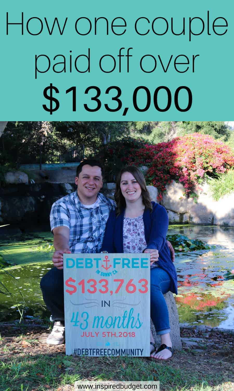 amanda debt free story