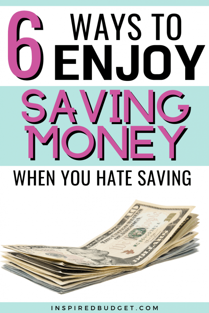 How To Enjoy Saving Money by Inspired Budget