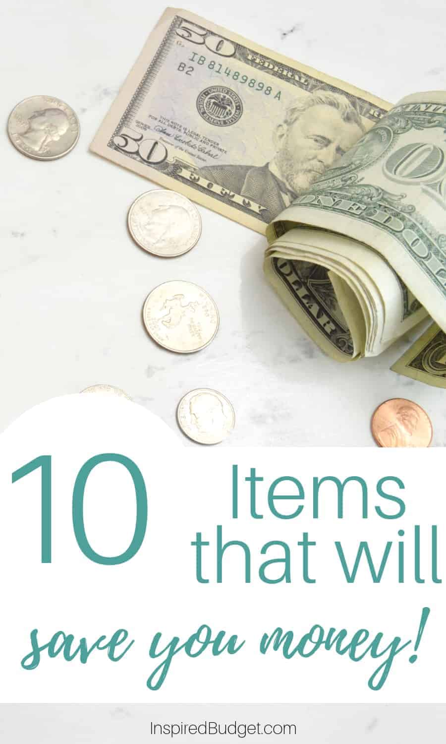 Items that will save you money image 1