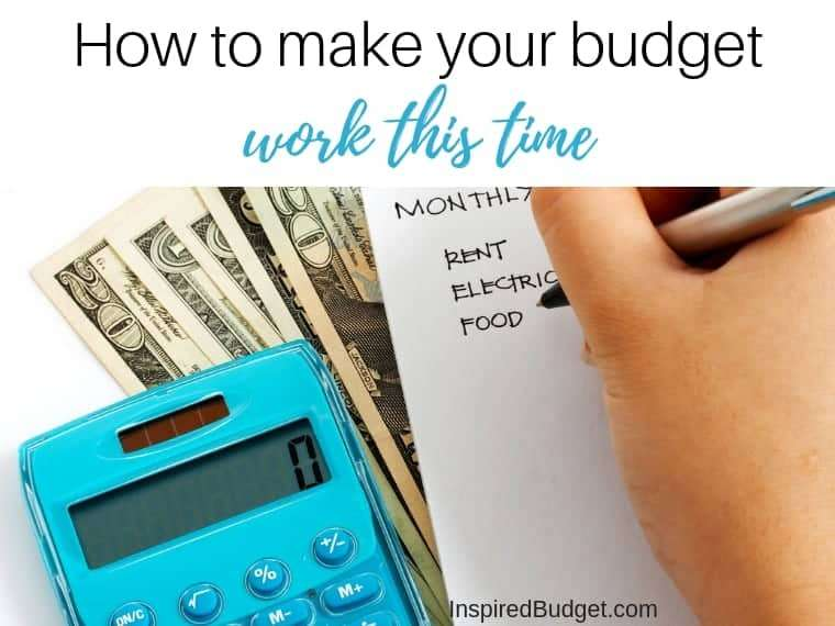 make your budget work featured image