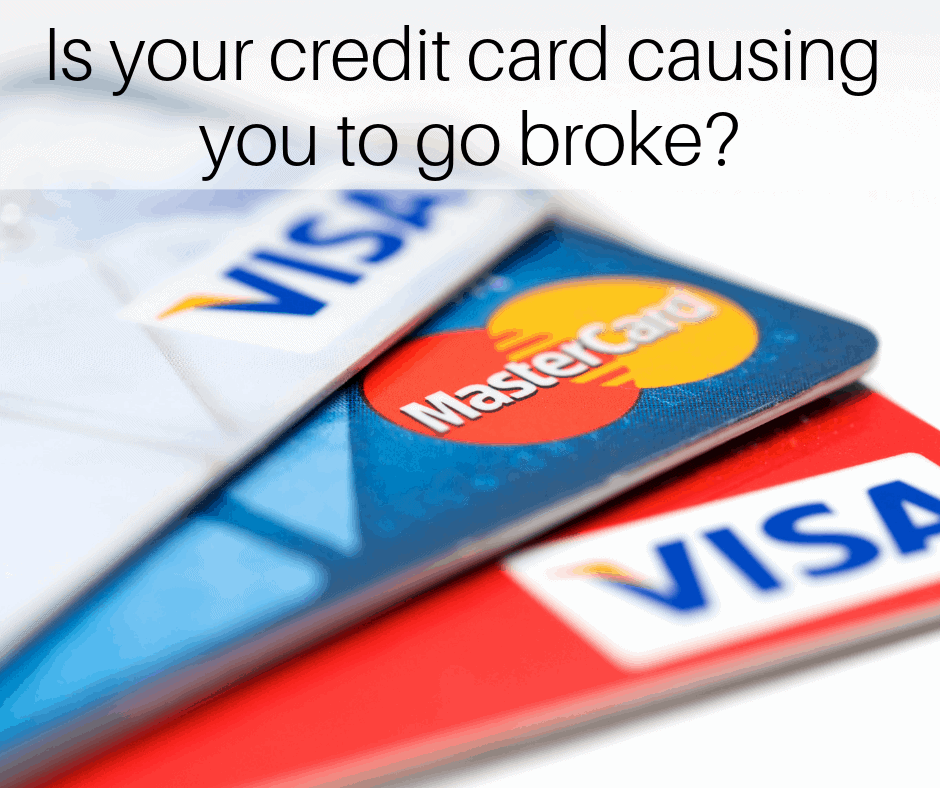 Do you need to cut up your credit card? by InspiredBudget.com