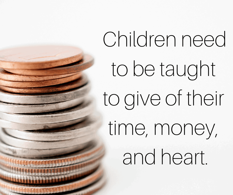 How To Teach Your Kids About Money by InspiredBudget.com