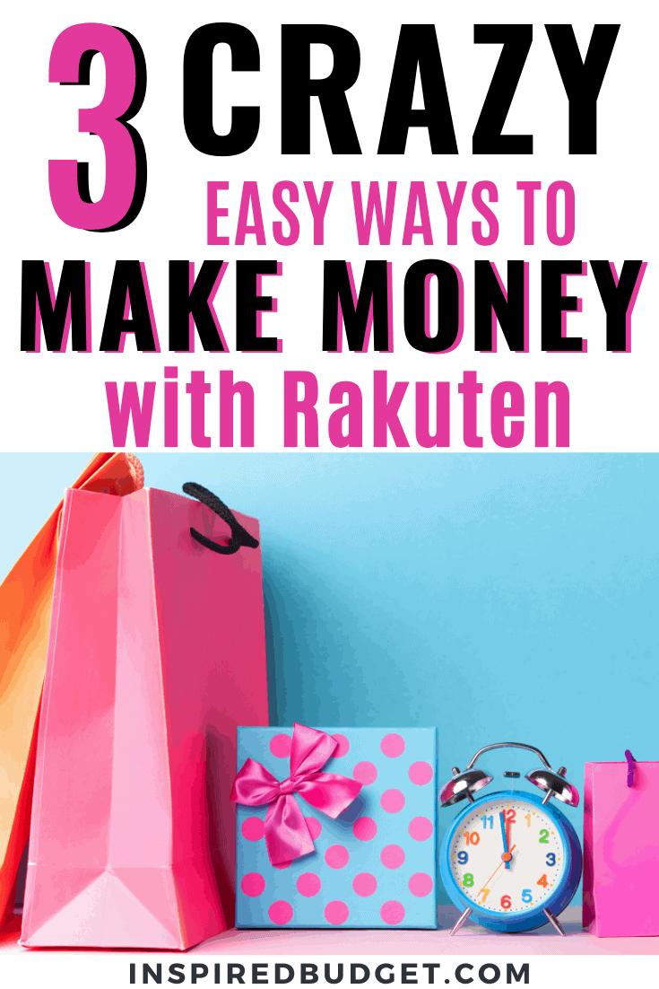 earn money with rakuten image 1