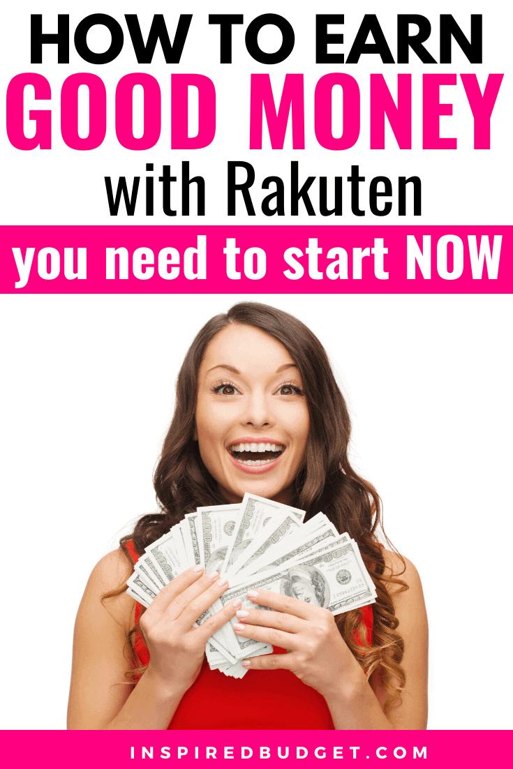 earn money with rakuten image 2