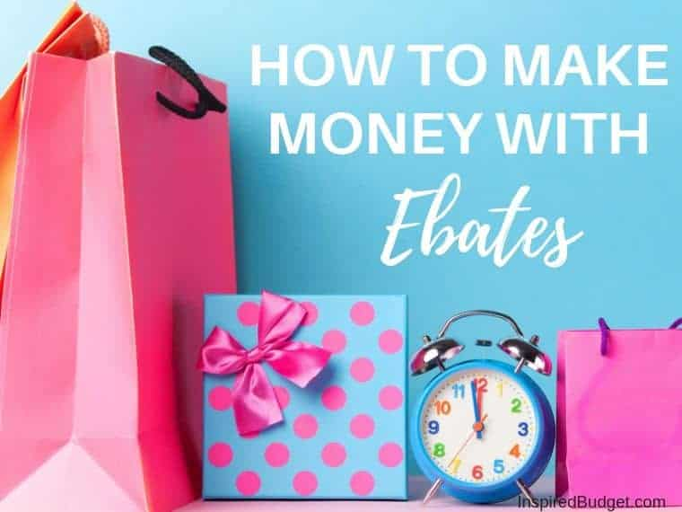 How To Make Money With Ebates