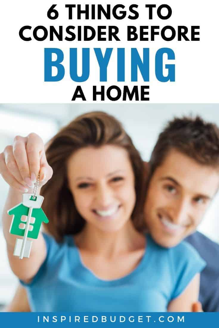 Buying a home 3