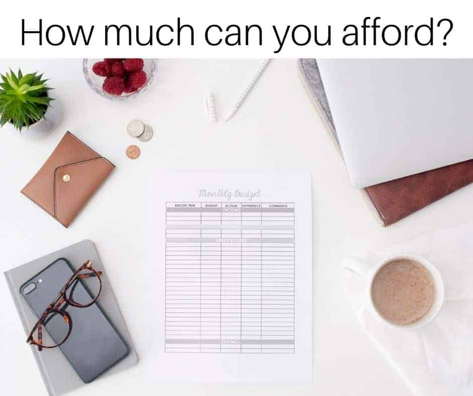 How much house can you afford by InspiredBudget.com