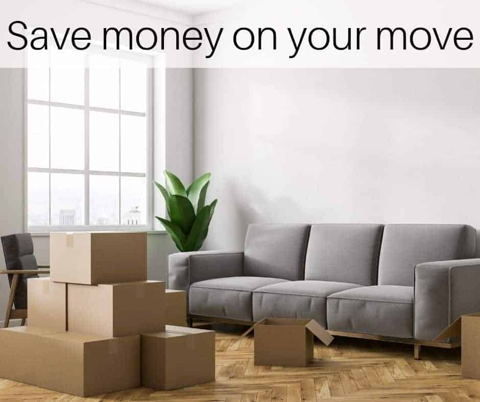 Save Money On Your Move by InspiredBudget.com