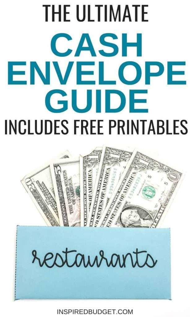 The Ultimate Cash Envelope Guide