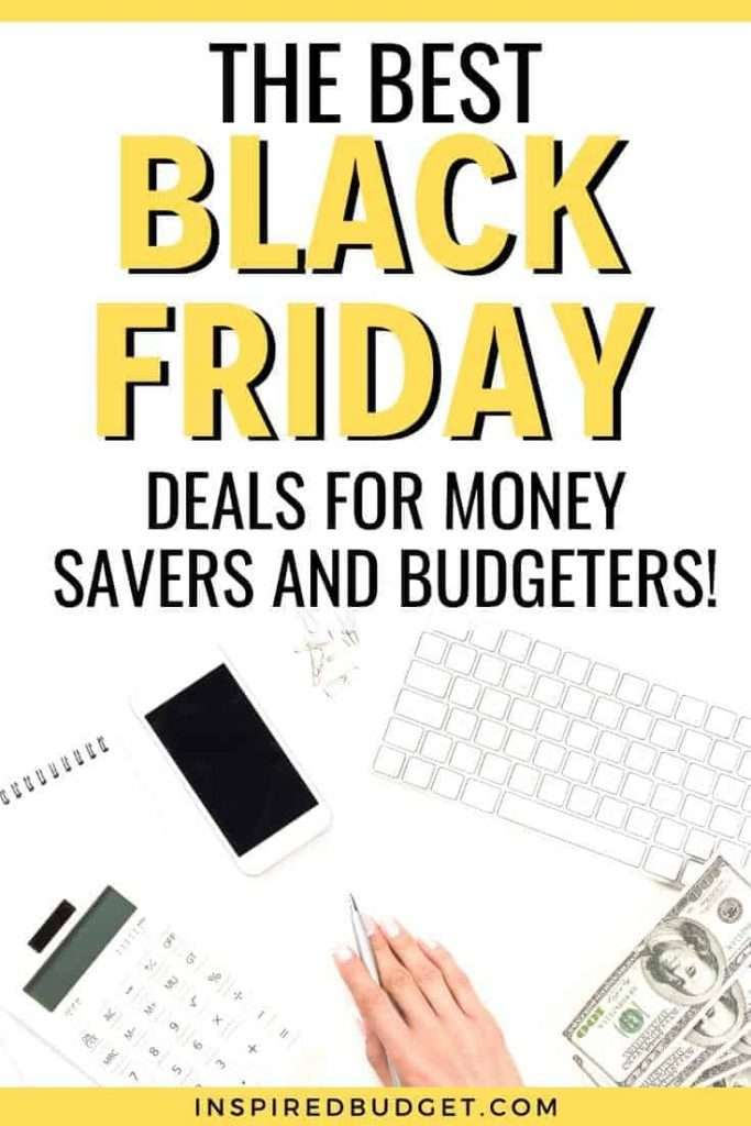 Best Black Friday Deals For Money Savers and Budgeters
