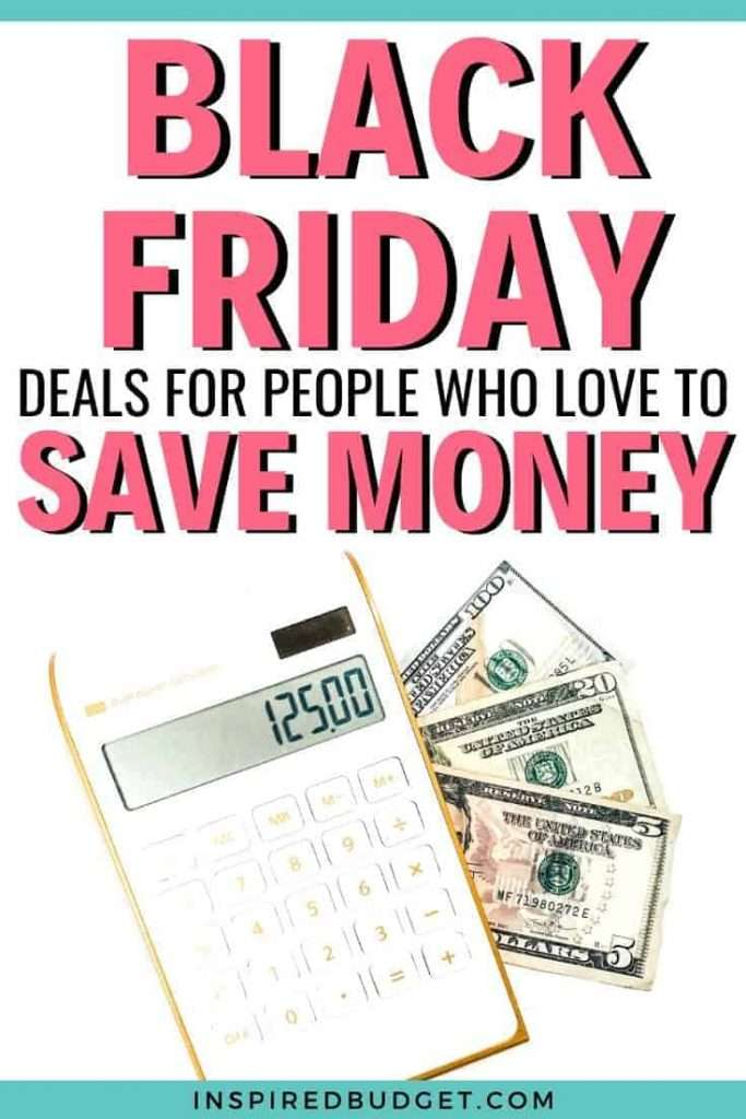 Black Friday Deals For People Who Love To Save Money