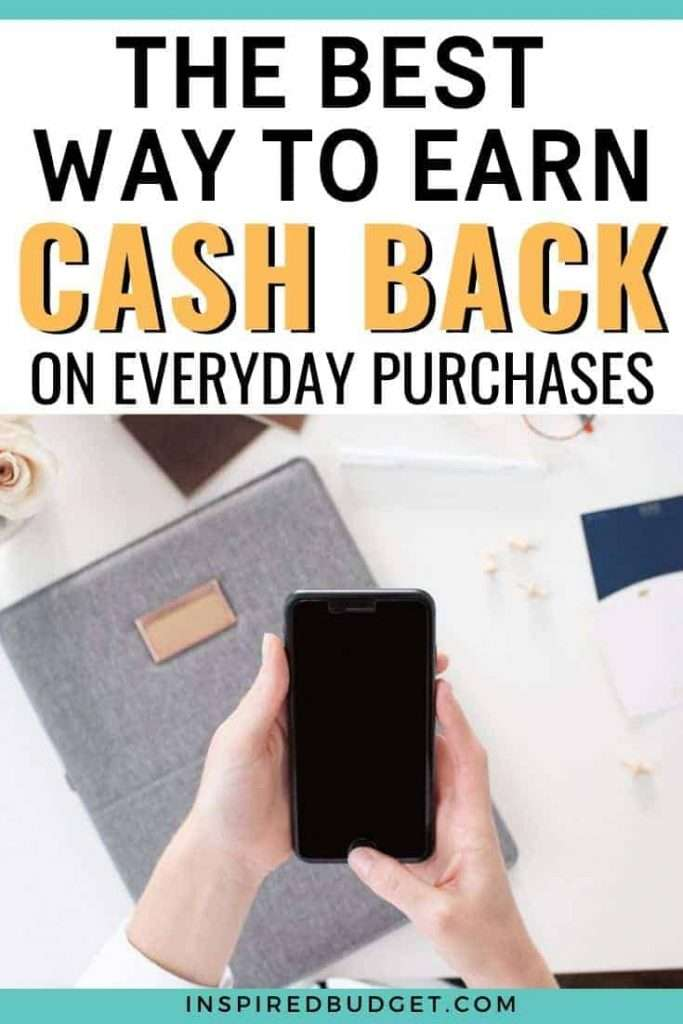 Best Way To Earn Cash Back and Gift Cards by InspiredBudget.com