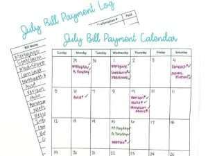How To Budget When You Are Paid Biweekly By InspiredBudget