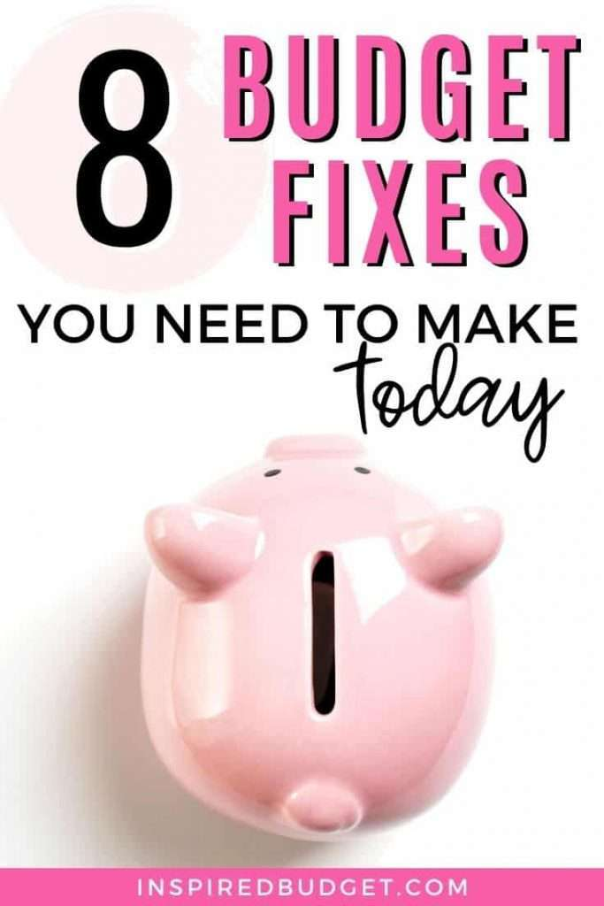 Learn which 8 items you can cut from your budget to start saving money today! Removing them will help save you hundreds, maybe even thousands this year!
