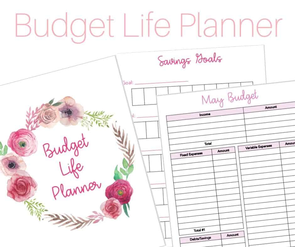Budget Life Planner