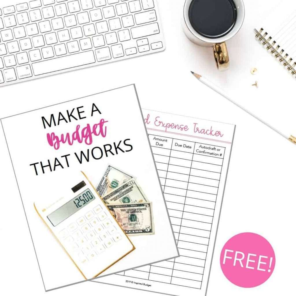 Learn how to budget, pay off debt, and save money in this FREE Budgeting Basics Email Course. You'll get access to a ton of FREE printables to help you get your finances and money organized.