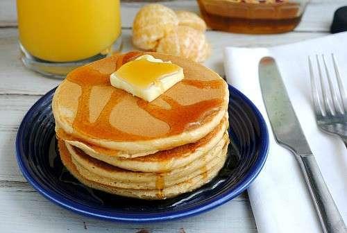 Freezer Pancakes