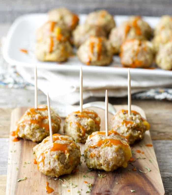 Skinny-Cheddar-Stuffed-Meatballs