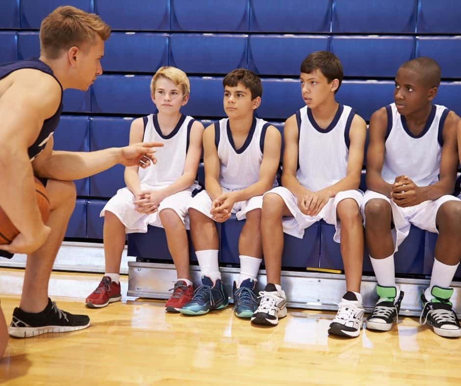 Teach a sport to earn more money as a teen