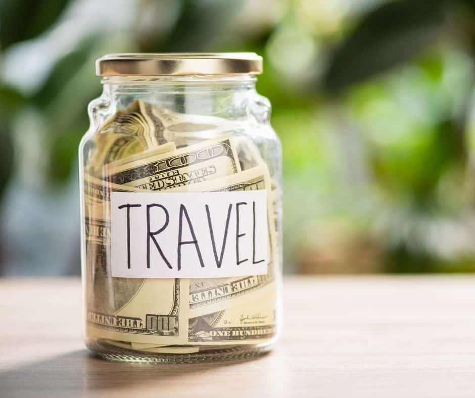 Have a No-Spend challenge and use the money you earn to save for vacation