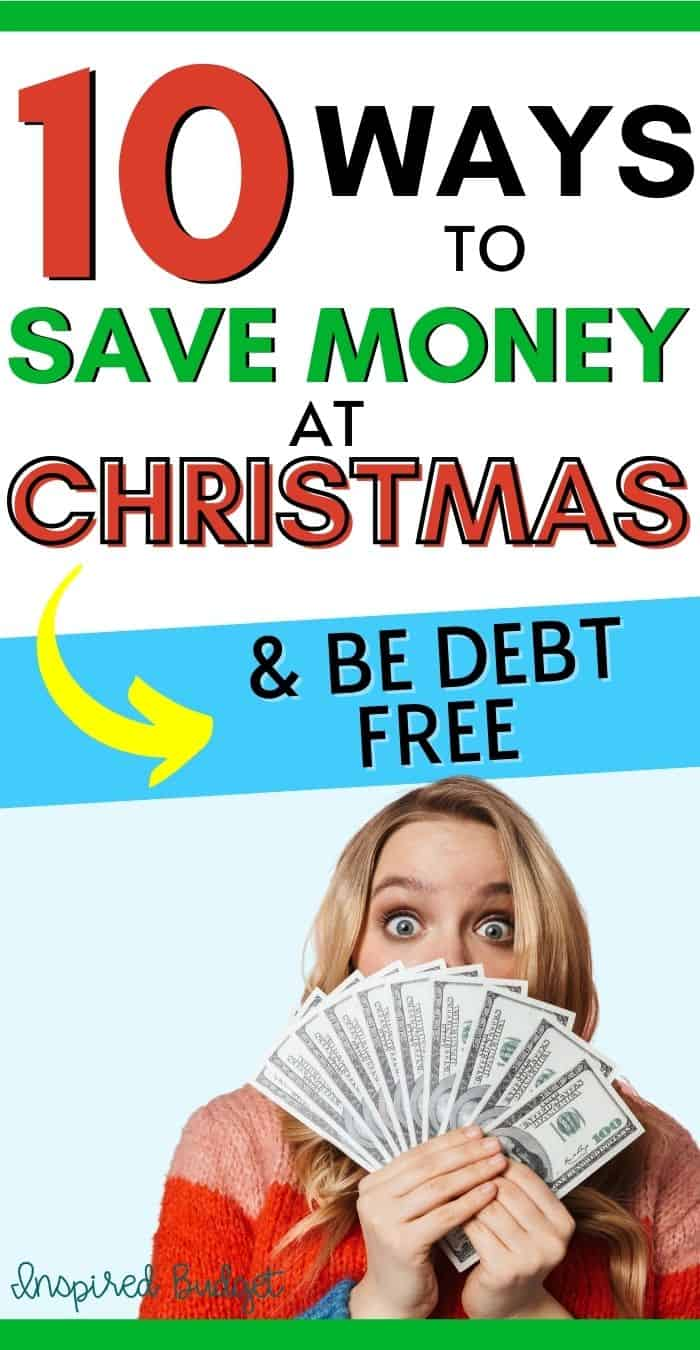 How To Spend Less On Christmas
