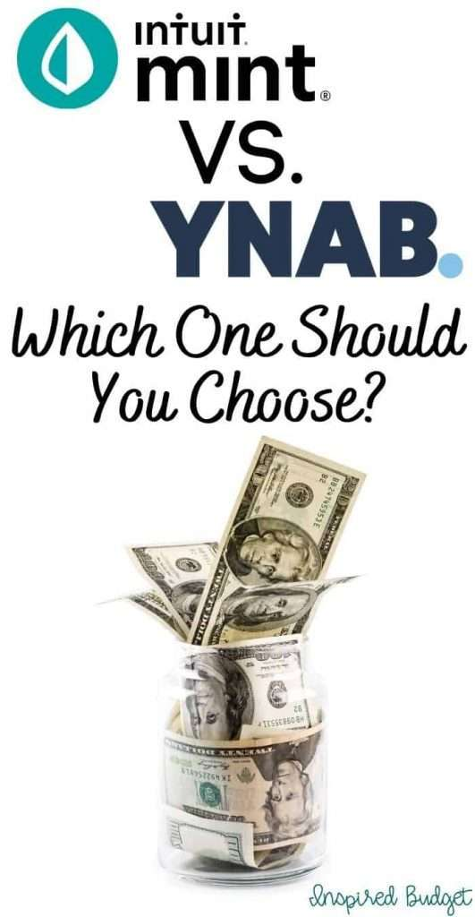 Mint vs YNAB - Compare two of the most popular budgeting apps and websites. Learn which one is best for you.