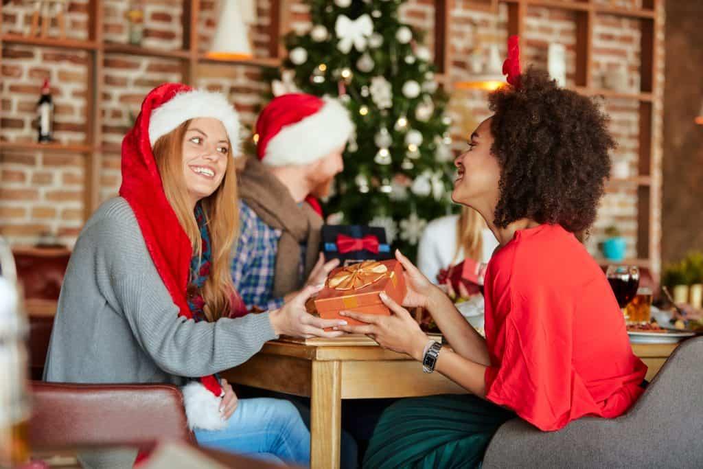 Christams gift exchange