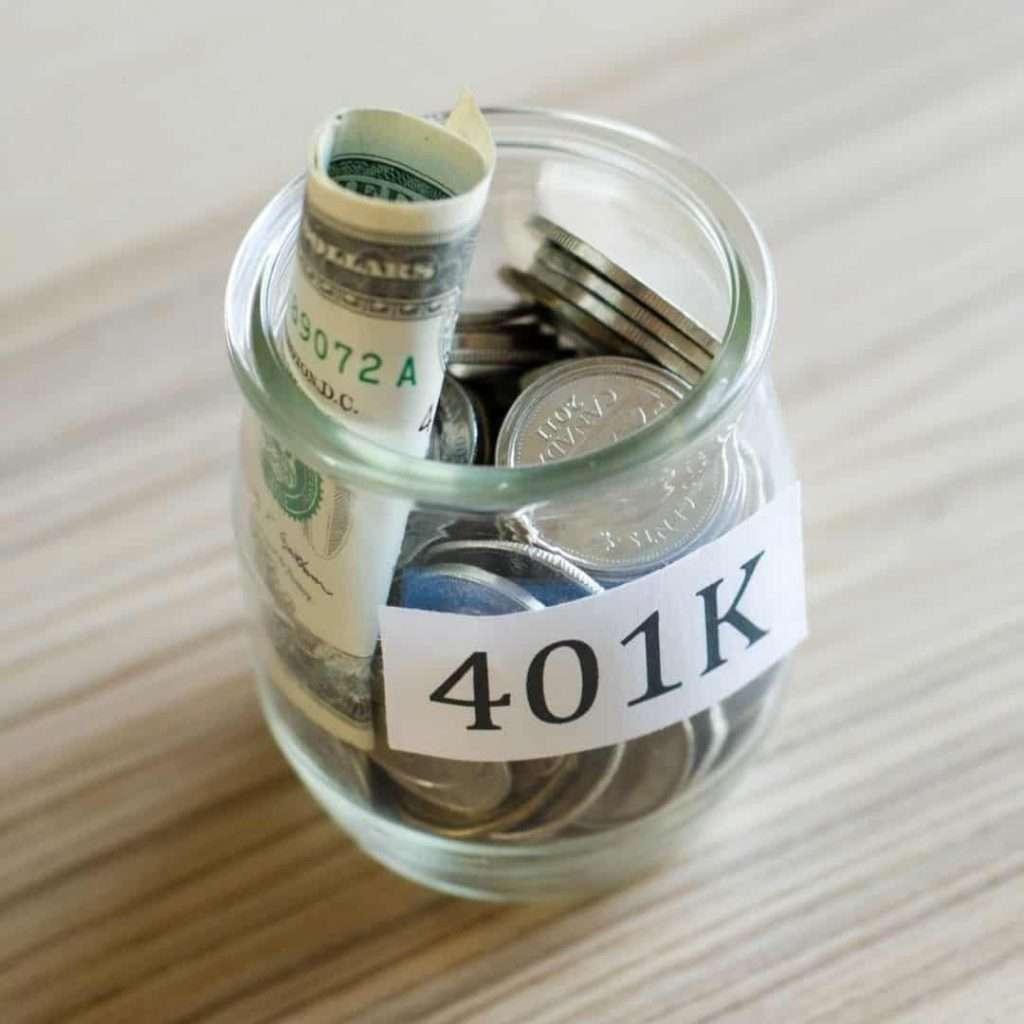 401K Money