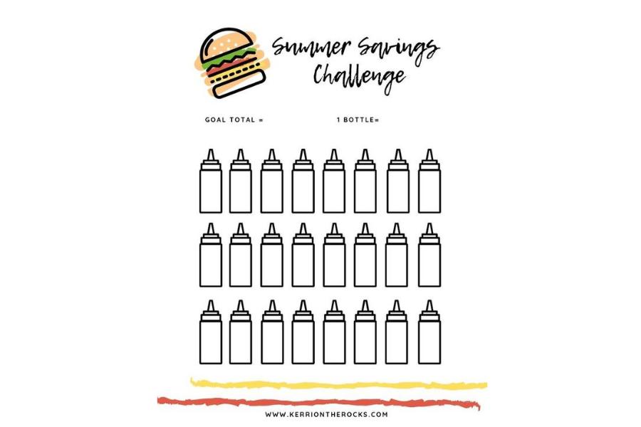 Summer Savings Challenge