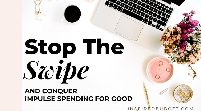 Conquer Impulse Spending Course