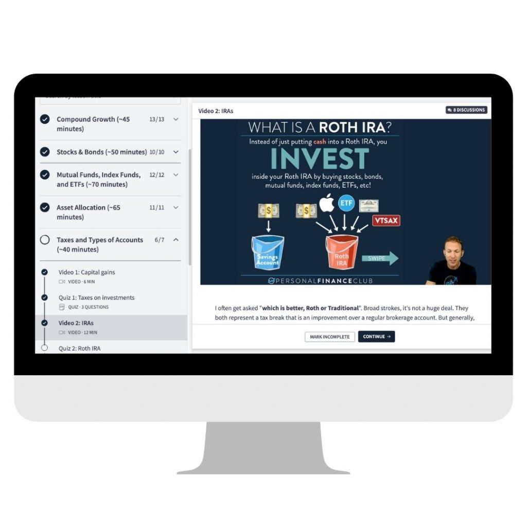 How To Build Wealth By Investing In Index Funds Course