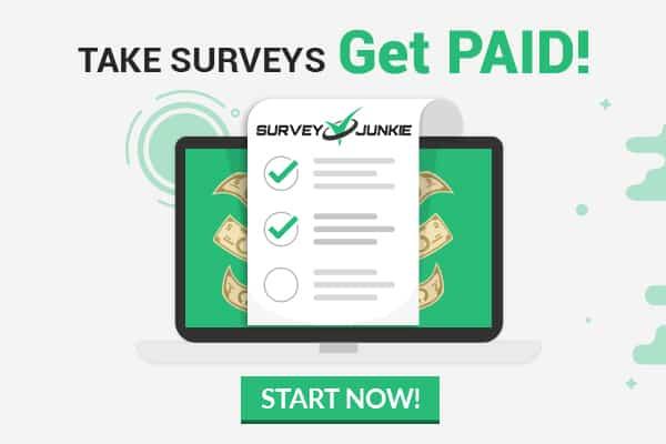 Take surveys, get paid!